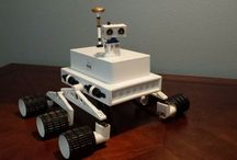 3d printing rover