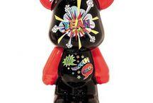 Funky Bears - Art Toys