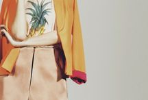 WEAR: FRUIT SALAD / For summer days (and days when you want it to be summer).