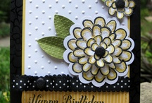 Cards - Anniversary and Birthday / by Cindy Gitto-Wilson
