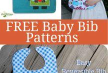 Baby Bib Patterns