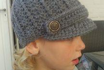 Crochet hats/mutsen haken