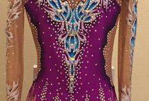 костюмы для танцев и спорта