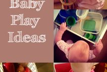 Playing ideas for babies