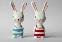 зайцы, кролики / bunny