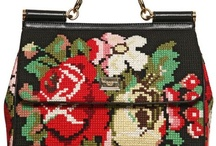 Needlepoint Bags / by Pam Sirmans