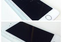 Opravy iPhone / Fotografie z oprav iPhonů