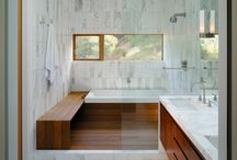 Design: Bathrooms / by Mark Hooper
