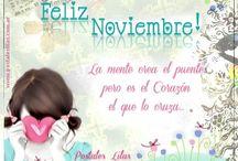 """Noviembre"""