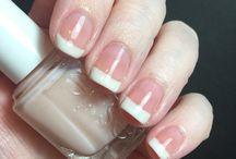 Nails / Nails. Nailpolish