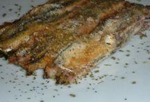 Secondi a base di pesce / Secondi piatti a base di pesce