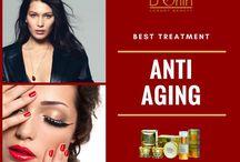 BEST TREATMENT of ANTI AGING CREAM