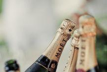 Bubbly&wine