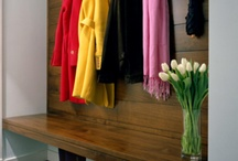 Frontrooms, Mudrooms & Other Entry Spaces / by Brittany Rihanek