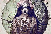 GraphicArt - Illustrations - Illustrator - NatalieShau
