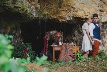 Autumn Boho Wedding Inspiration / Autumn Boho Wedding Inspiration