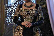 Vestidos de sultanas