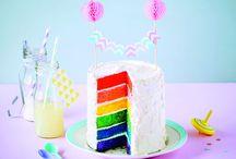 Gâteaux d'anniversaire / Du plus fruité au plus chocolaté, pour les enfants comme pour les plus grands, à chacun son gâteau d'anniversaire préféré. Découvrez vite 50 recettes qui en jettent !