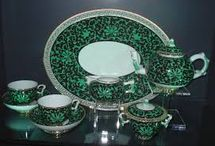 Luxury hand maded Porcelain from: Sèvres, Meissen, Herend, Zsolnay