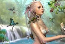 Fantasy, Medytacja, Relax