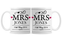 Wedding Gifts / Gorgeous wedding gift ideas that they will love