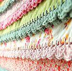 Le creazioni di Lisa / Vari lavori patchwork, maglia e uncinetto