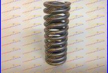 HEAVY SPRINGS / Heavy compression springs - Muelles de compresión de gran tamaño