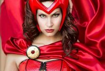Cosplay ● Scarlet Witch
