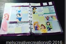 Planner Layouts / A place to share my Happy Planner layouts. Subject to change.