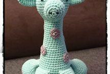 Doudou au crochet