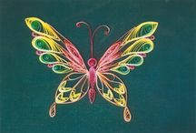 Quilling Designs / by Karen Mymuse