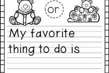 1st grade ela