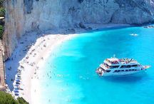 I love GREECE / Lefkada