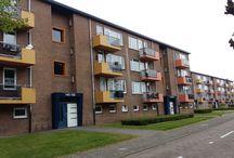 Complexen Geleen, Sittard & Beek / engineering van de balkons