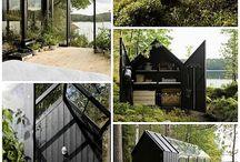 Garden glasshouse