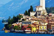 Italia / Gardasjøen
