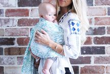 Ring Slings / Our Chekoh Ring Slings are perfect for keeping your baby close and helping you stay handsfree as well.  Keep on moving and keep up with the day with these simple to use carriers; super lightweight natural linen fabric; the comfort of a gathered shoulder to distribute your carry evenly; an inbuilt pocket for your wallet, phone and keys, and of course; stylish prints, colours and designs.