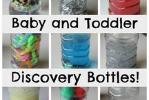 Child minding - babies / Creative ideas