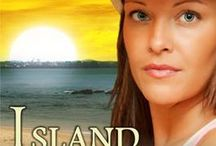 Island Escape Series / Zoe, Willow and Raine are determined to find the cause of their brother's scuba diving accident. What they find is murder, missing treasure, and long-time secrets on this small island town set just off the coast of Florida's Gulf side. Together with their organic parents, old friends and new lovers help to either solve the mystery or kill each other trying. / by R.T. Wolfe
