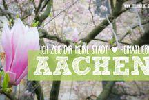 Aachen   Komm ich zeig dir meine Stadt! / Alles um und in meine Heimatstadt Aachen!
