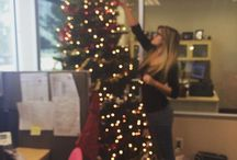 Deck the Halls / Christmas comes just once a year, so we're filling this board with holiday cheer!