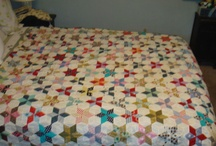 Vintage quilts / by Leslie Spano