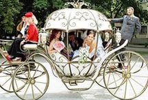 Свадебный Транспорт для молодоженов / Добраться к месту свадебной церемонии с комфортом или необычно??? Виды свадебного транспорта.
