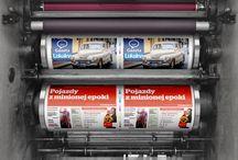 projekty dtp / skład gazet, folderów reklamowych,  katalogów itp.