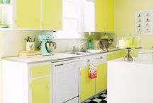 the house - kitchen / by Kristen Holmes // miss prissy paige
