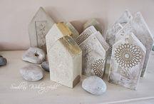 Kivi/betonitaidetta