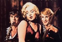 Marilyn, Jack, Tony: Some like it hot!