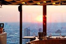London cafes and restaurants