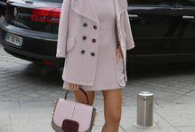 Miroslava Duma, perfectly dressed.