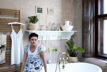 Proměny - koupelny / Ukázky z nejoblíbenější rubriky Marianne Bydlení Proměny, kde se domovy čtenářů pod rukama profesionálního designéra mění ve stylová a útulná místa pro život.